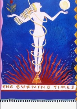 The Burning Times - Witchhunts & Violence Against Women