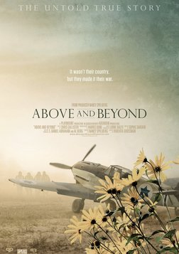 Above and Beyond - The Birth of the Israeli Air Force