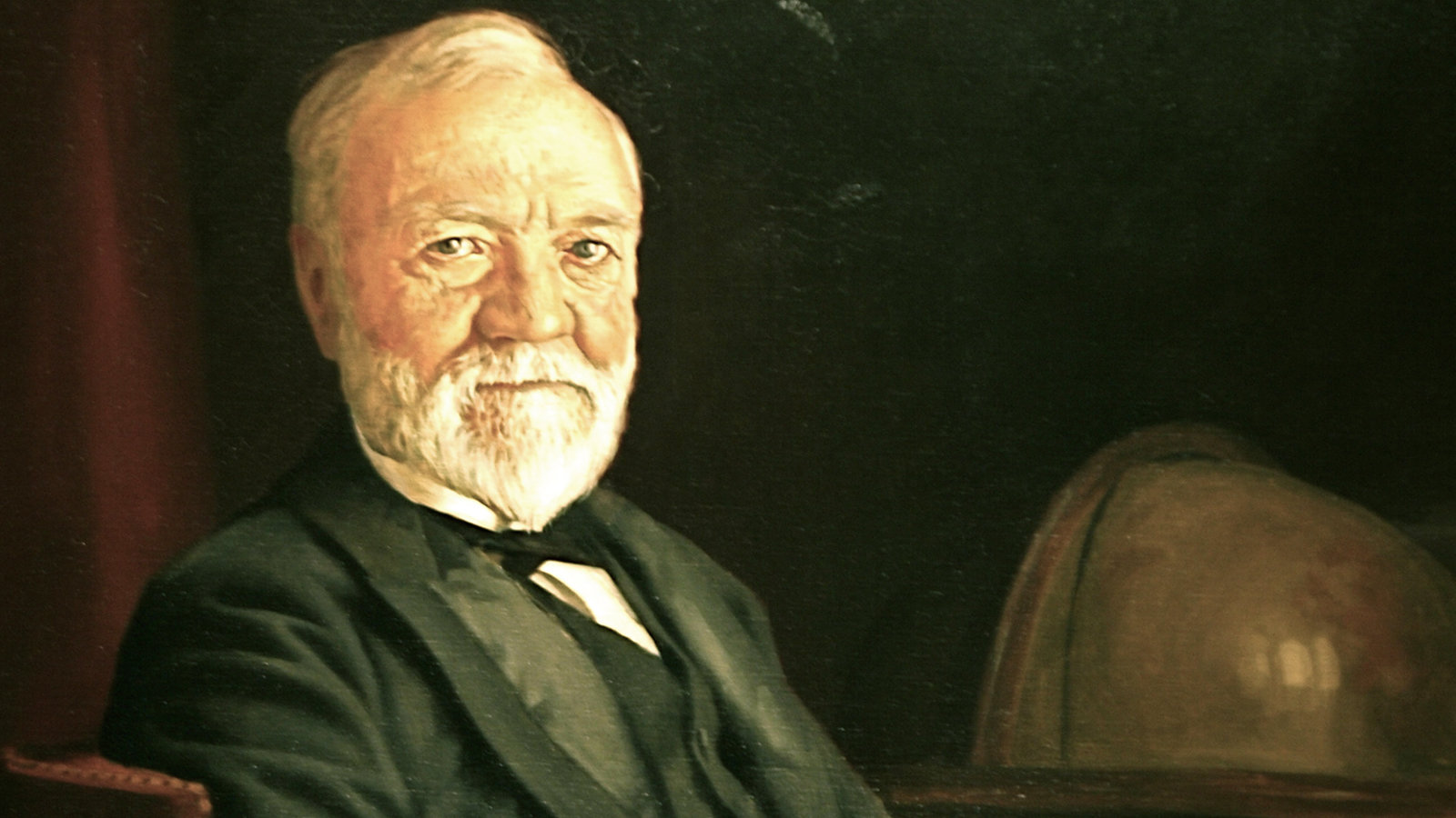 Andrew Carnegie: The Self-Made Ideal