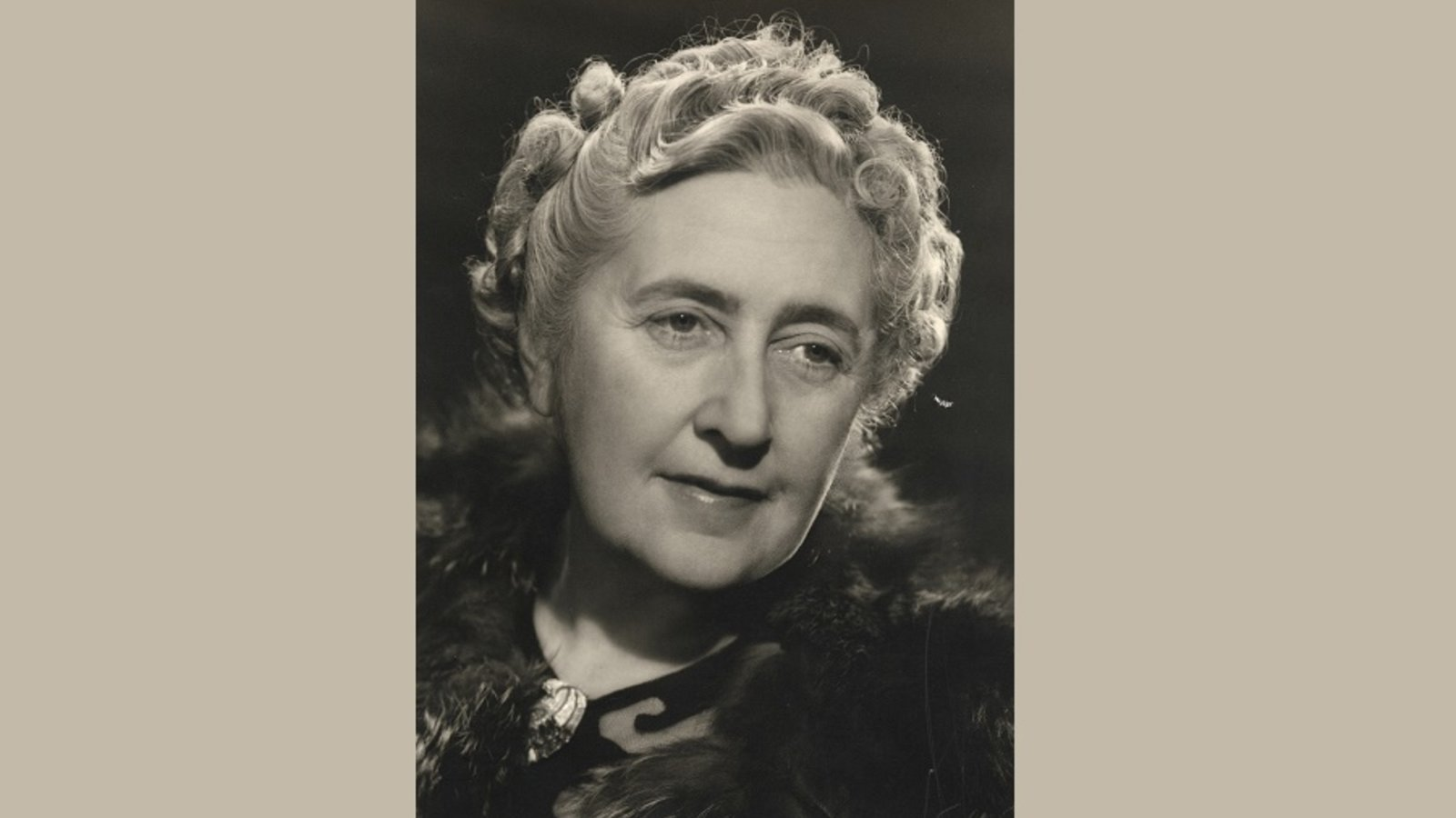 Icons Of Our Time: Agatha Christie