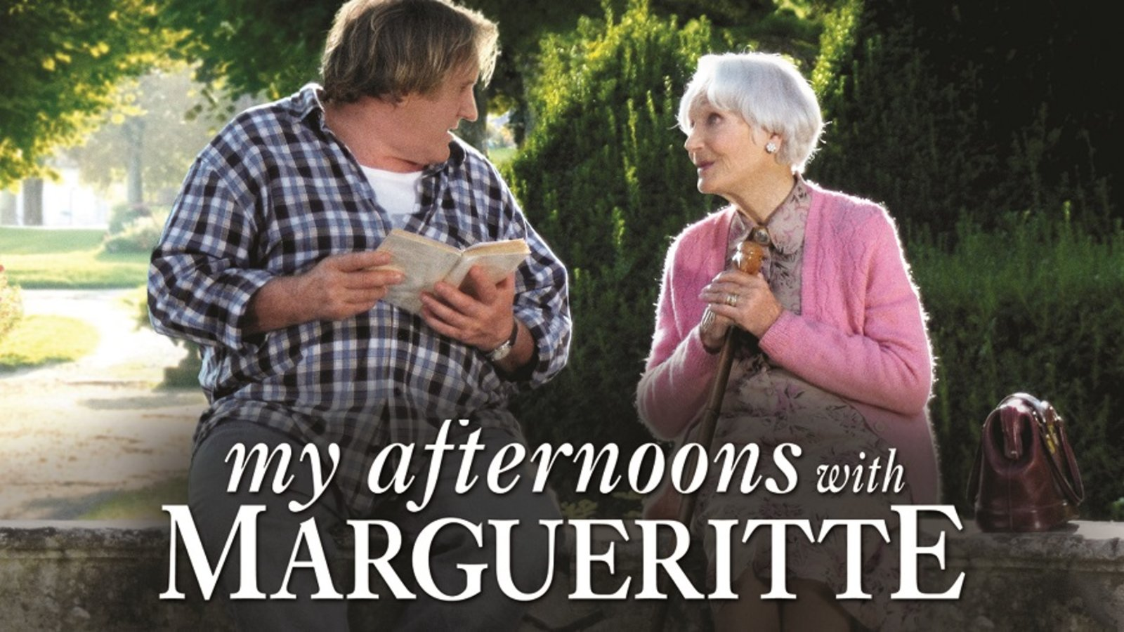 My Afternoons with Margueritte - La tête en friche