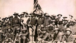 Rough Riders and the Imperial Dream
