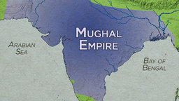 The Mughal Empire in 18th-Century India