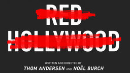 Red Hollywood - Films Made by Victims of the Hollywood Blacklist